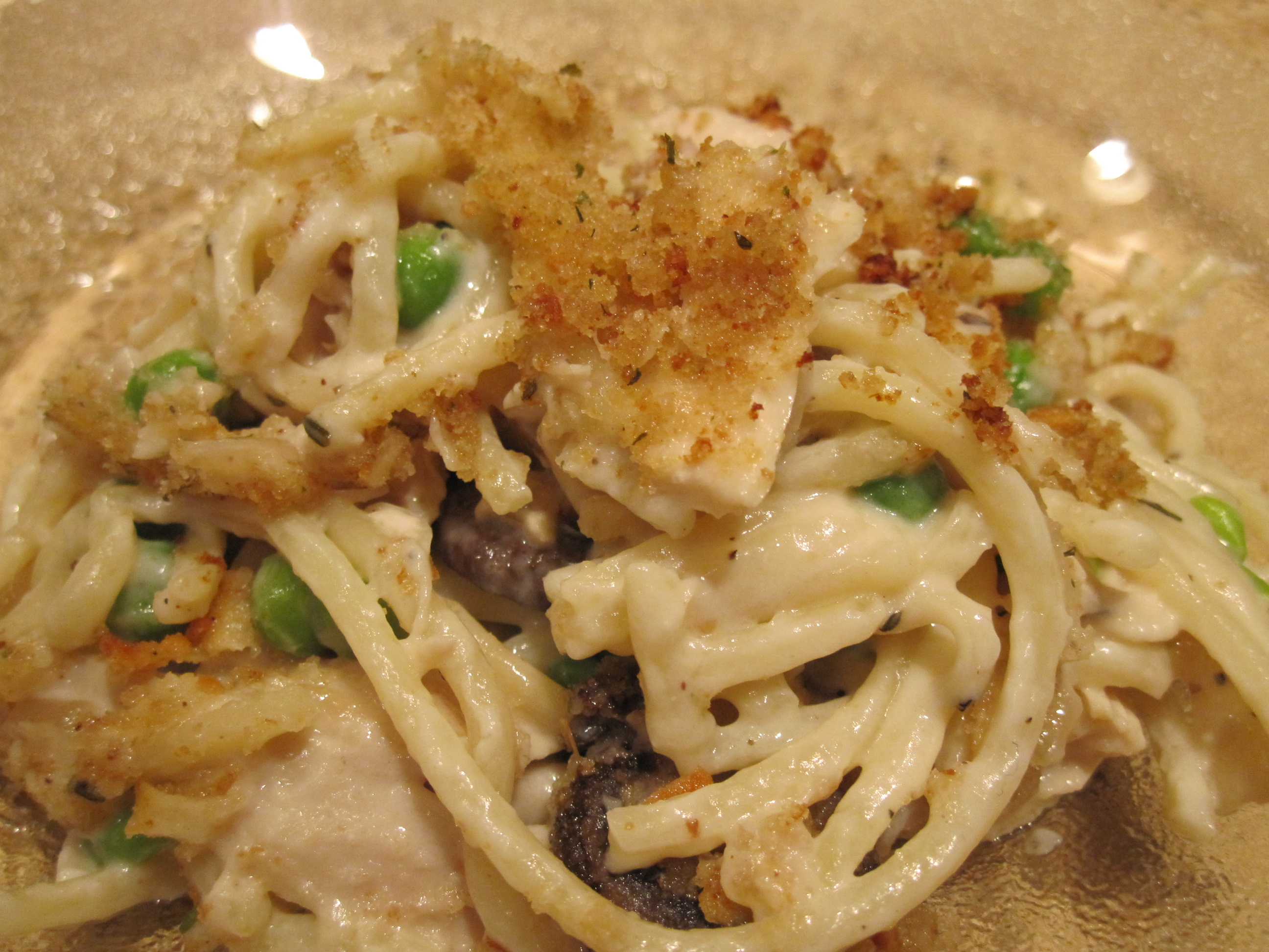 Chicken tetrazzini | the south in my mouth