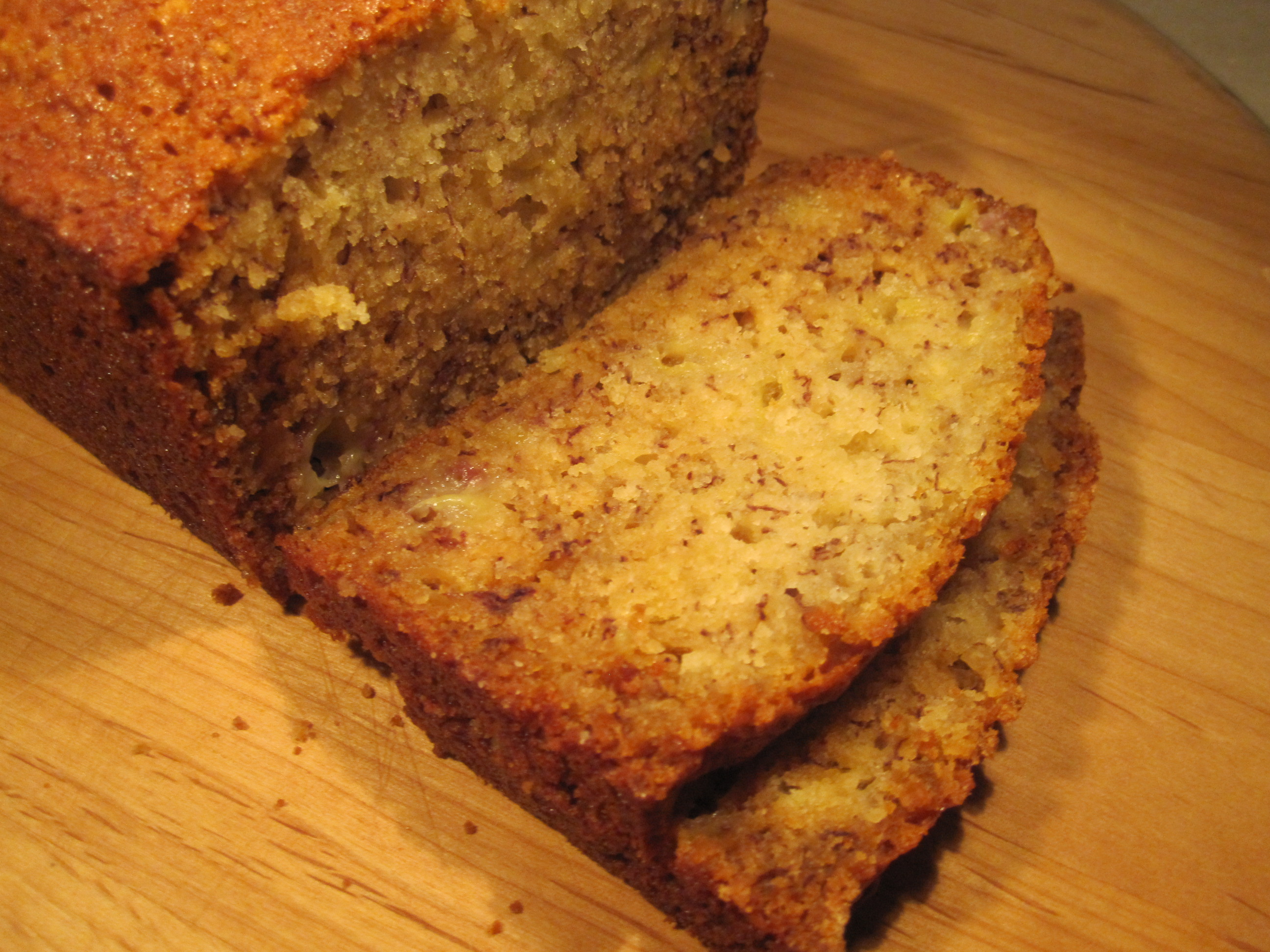 Paula Deen's Banana Bread | the south in my mouth