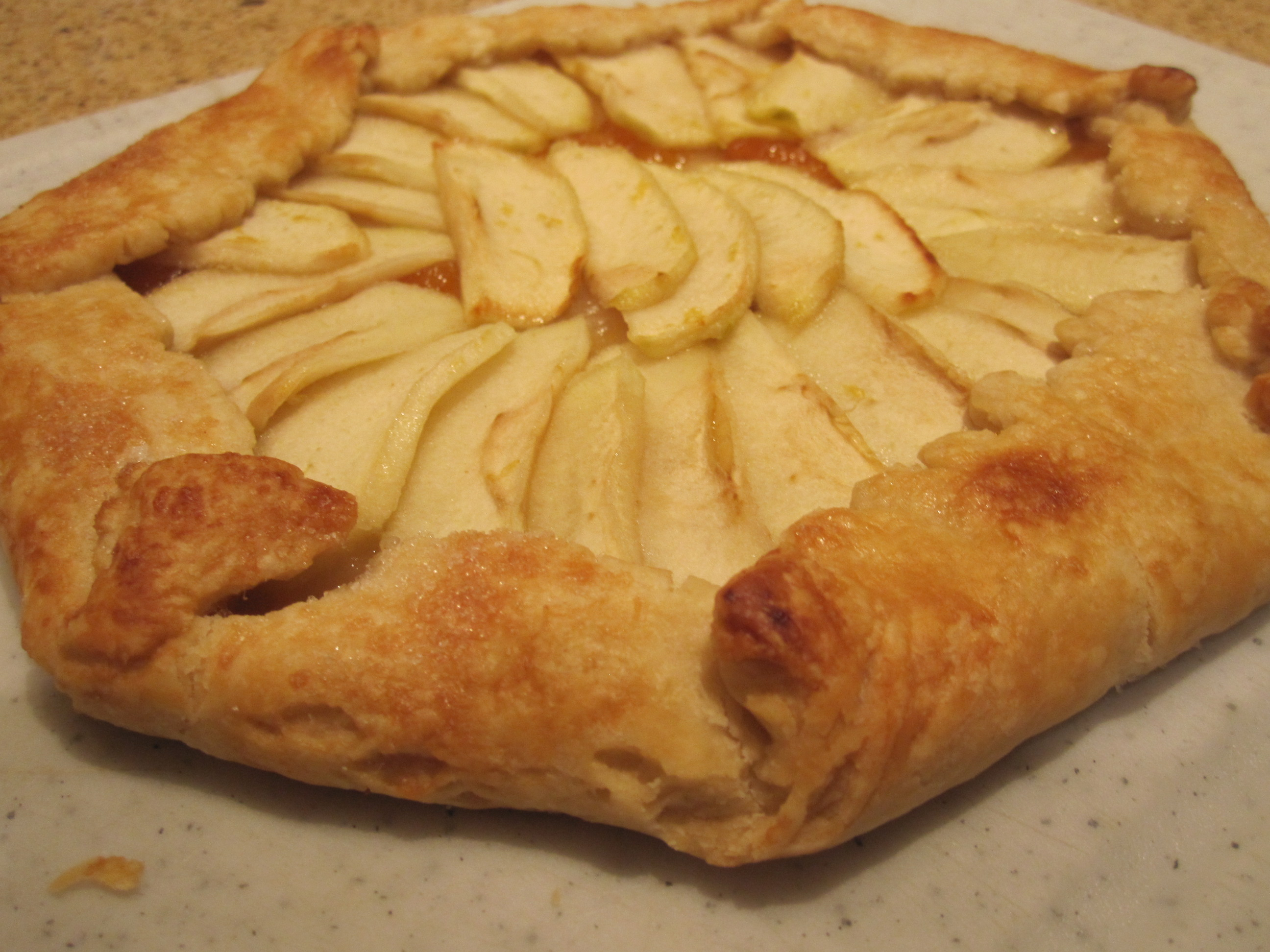 Apple Galette apple galette — recipes hubs