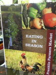 Franklin Farmer's Market Cookbook