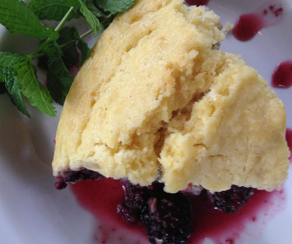 Blackberry Cobbler (2)