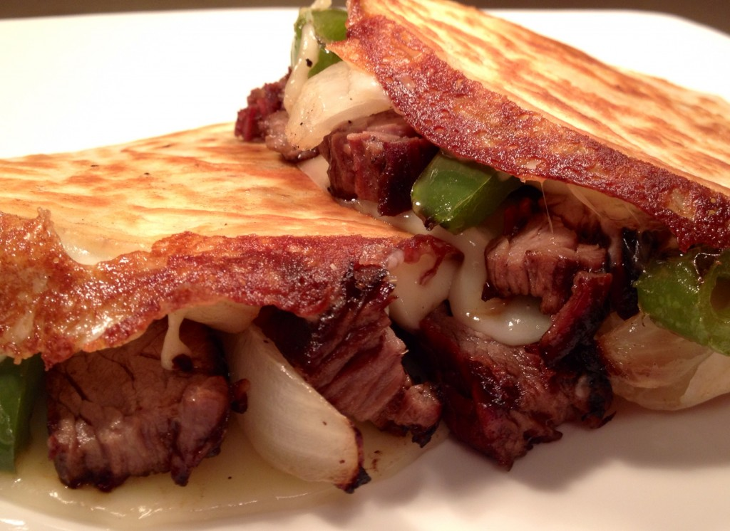 Skirt Steak Quesadillas 1