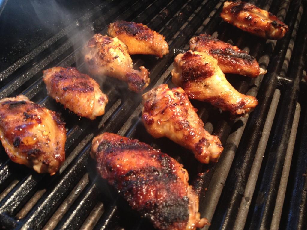 Filipino Adobo Chicken Wings 1