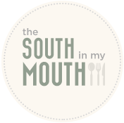 the south in my mouth