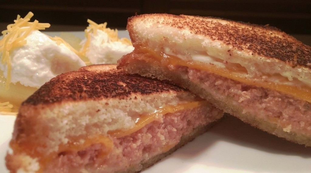 Underwood Ham and Cheese Sandwich