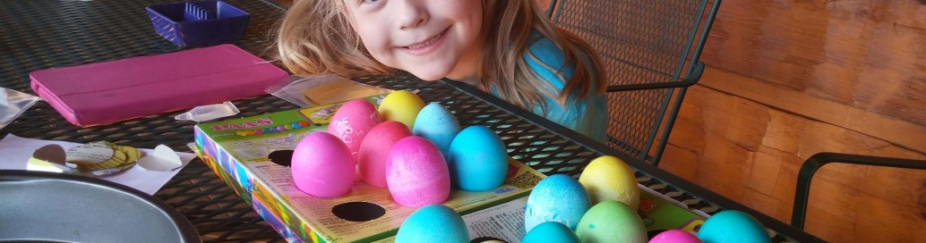 Sydney with Eggs