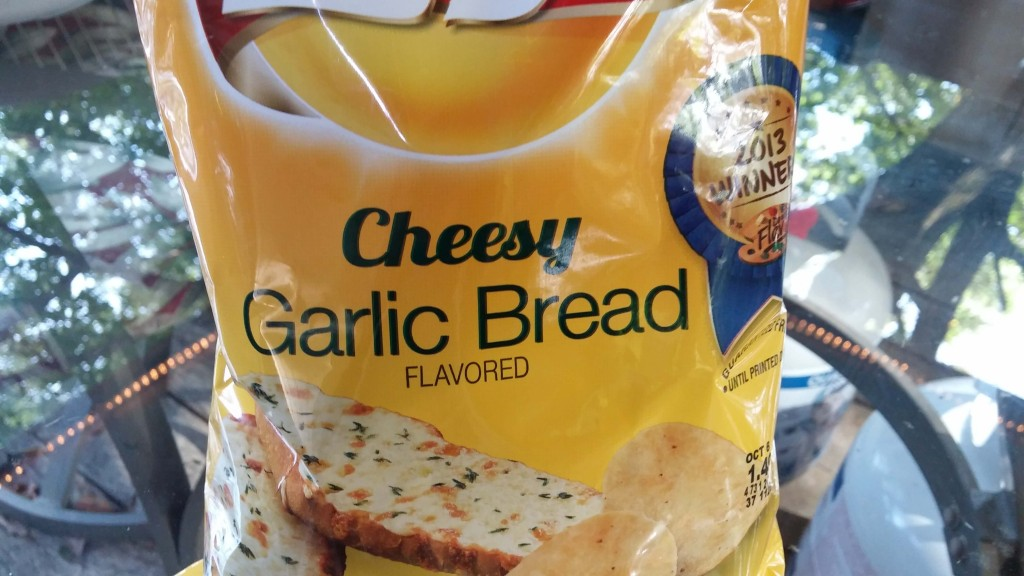 Lays Garlic Bread Chips