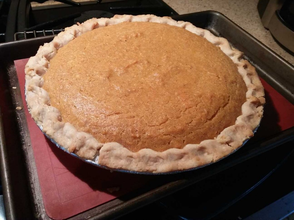 Sweet potato pie | the south in my mouth