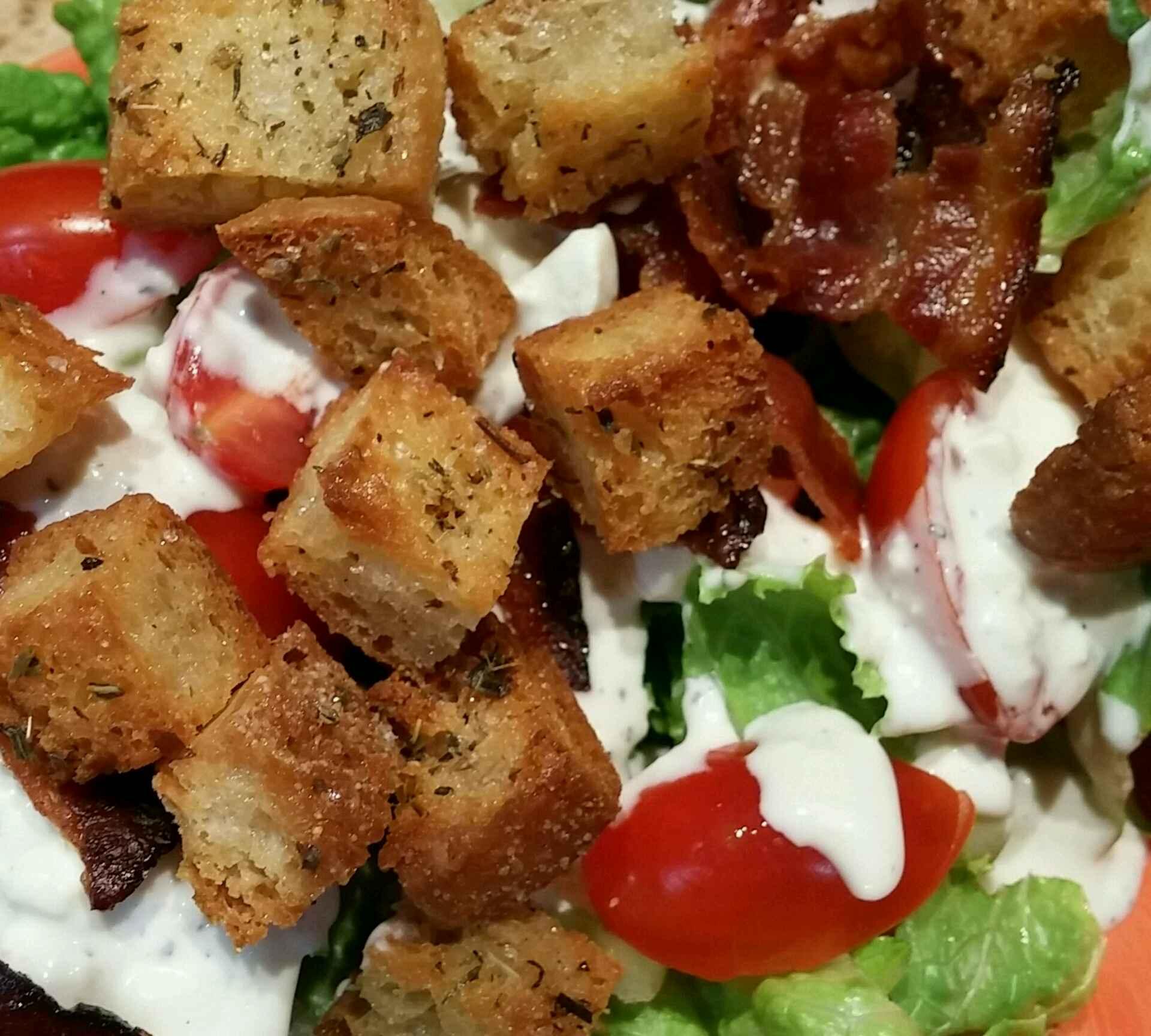Wedge Salad Deconstructed