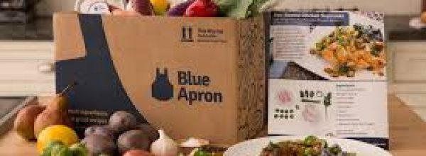 Blue Apron versus Hello Fresh